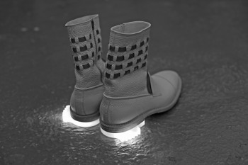 BENJAMIN JOHN HALL- BIRTH LIFE DEATH AND RESURRECTION- REFRACTION BOOTS- LIT 1